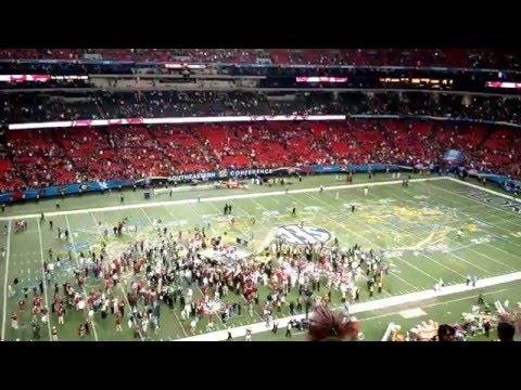 SEC Championship 2015 - Sweet Home Alabama