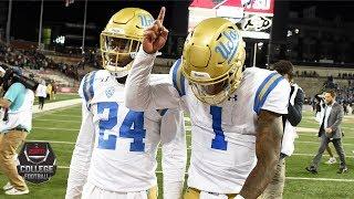 UCLA vs. Washington State 2019 - EPIC comeback | NCAAF Week 4 | College Football Highlights