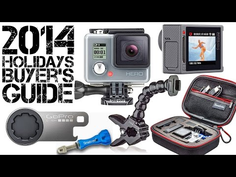 2014 GoPro Holiday Buyer's Guide