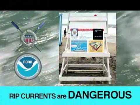 RIP Current 9 5m USLA (United States Life Saving Association)/NOAA