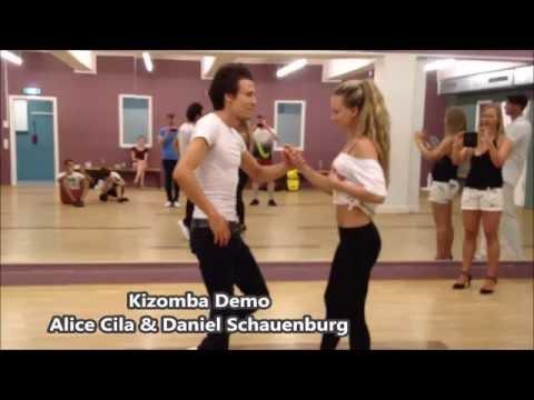 Alice Cila & Daniel Schauenburg Kizomba Demo