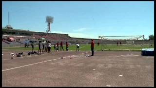 ASPECTOS OLIMPIADA ATLETISMO Y HOCKEY