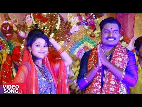 Abhishek Mayank Devi Geet - जौनपुर के शीतला मईया -Jaunpur Ke Shitala Maiya - Mata Bhajan 2017