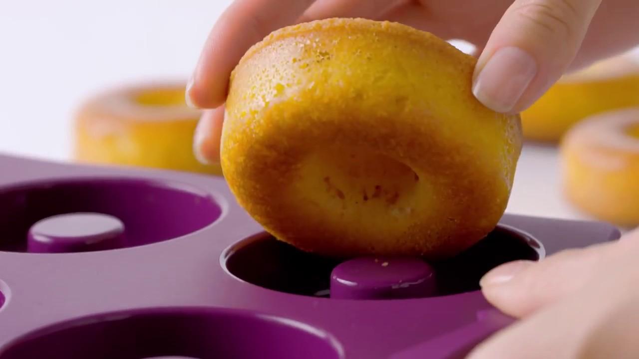 Рецепт пончиков в форме 30