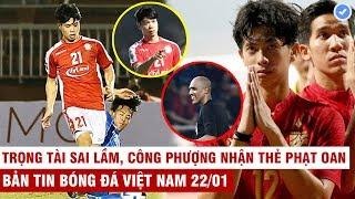 VN Sports 22/1   C.Phượng quẩy tưng bừng trên đất Thái,kiện trọng tài - AFC đáp trả Thái Lan cực gắt
