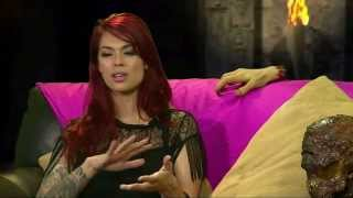 Tera Patrick visits Corpsy on The Girls and Corpses Channel Mp3