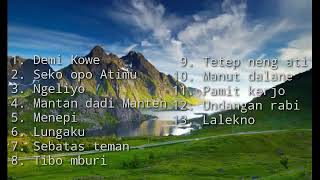 Download Lagu KUMPULAN LAGU JAWA TERBARU 2019 || Demi kowe, Menepi, tetep neng ati FULL ALBUM                 😉😉 mp3