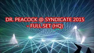 Dr. Peacock @ Syndicate 2015 - Full set (HQ)