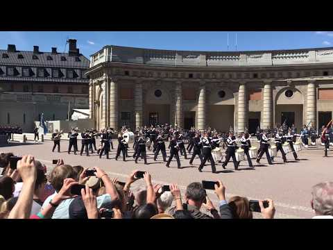 Changing the Guard Parade and Ceremony (Total Ceremony and P