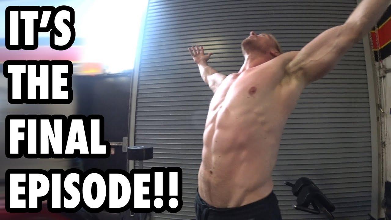It's The Final Episode!! | Buff Dudes Cutting Plan P4D6