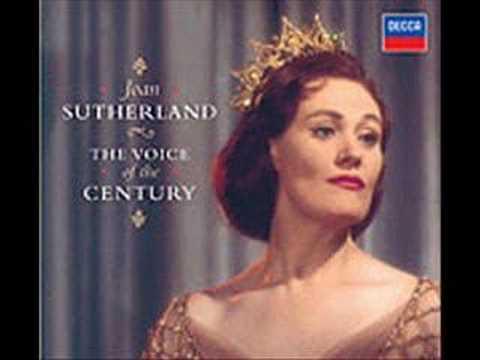 """Gedda, Sutherland live in La Sonnambula """"D'un pensiero ed un accento"""""""
