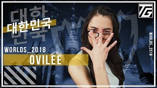 Ovilee recaps her Worlds experience on her last day hosting Worlds for Riot
