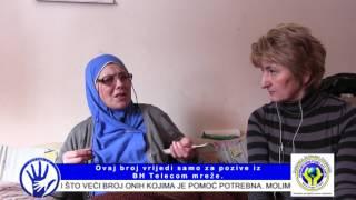 IstinaTV donacija porodici Fatic u Zenicu od HF ATLANTA HDV