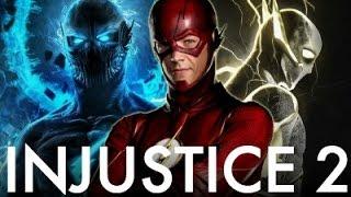 Injustice 2 - Top 5 Flash Premier Skins