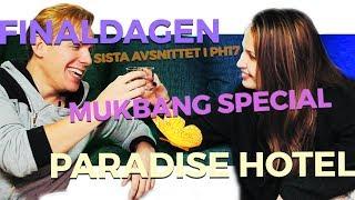 ANNA VANN!!! MUKBANG OM HELA FINALDAGEN (sista avsnittet) | PH17