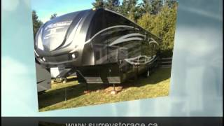 Surrey Storage | Surrey Self Storage | Surrey RV and Container Storage