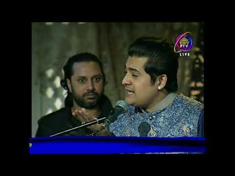 Shujat Ali Khan |Sanwal Mor Moharan | Kaafi | Raat Gaye PTV