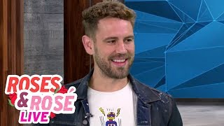 Roses and Rose LIVE With Nick Viall ET Live Is Here and Streaming 24/7: https://www.etonline.com/et-live-streaming-247-how-to-watch-download-112303 ...