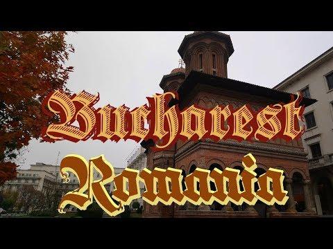 Bucharest Romania part 1