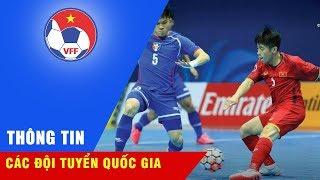 Download Video ĐT Futsal Việt Nam xuất sắc giành vé vào tứ kết Giải futsal châu Á 2018 MP3 3GP MP4