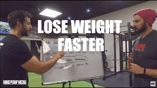 How to Undulate Your Calories for Faster Weight Loss & an Improved Metabolism