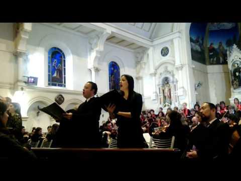 """Schubert.""""Misa en Mi b Mayor. Orquesta Radio Amadeus. Agnus Dei"""