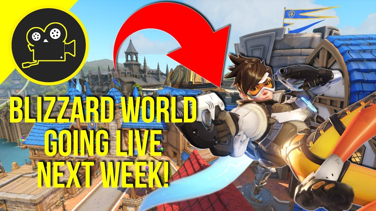 Blizzard World Live Next Week, Laundry In Sims 4 | Impractical Daily