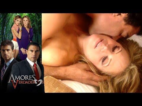 Amores Verdaderos: ¡Arriaga y Victoria hacen el amor!   Escena - C77