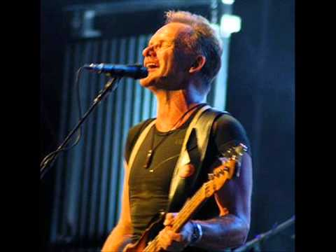 STING - Bed's too big without you (Chicago, IL