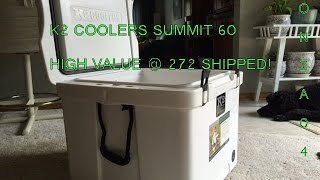 K2 Cooler Summit 60l S60W by onza04