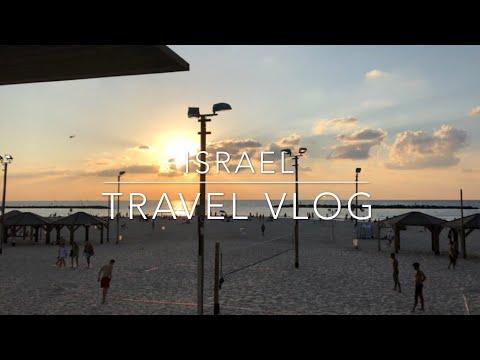 israel travel vlog | alicja serafin