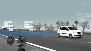 видео Система автоматического контроля дистанции (АСС)