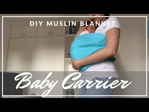 How To Baby Wrap A Reborn Using A Scarf Lrb Youtube