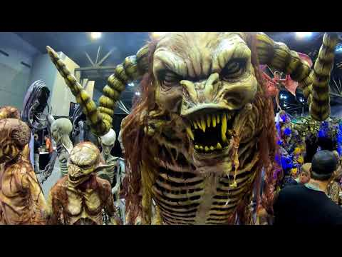 Transworld 2018 Halloween and Attractions show