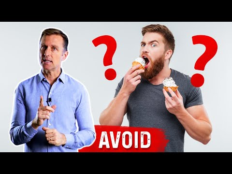 6 Things Men Should Not Eat