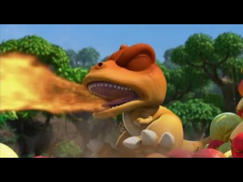 Download Gon The Dinosaur Cartoon Episode 19 English Dubbed