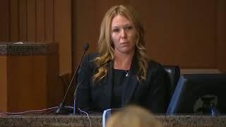 Leon Jacob Trial Day 2 Par 1 Ex Girlfriend Meghan Verikas Testifies 03/21/18