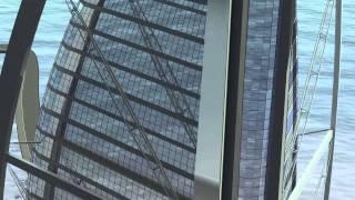 Burj Al Arab - 3D model