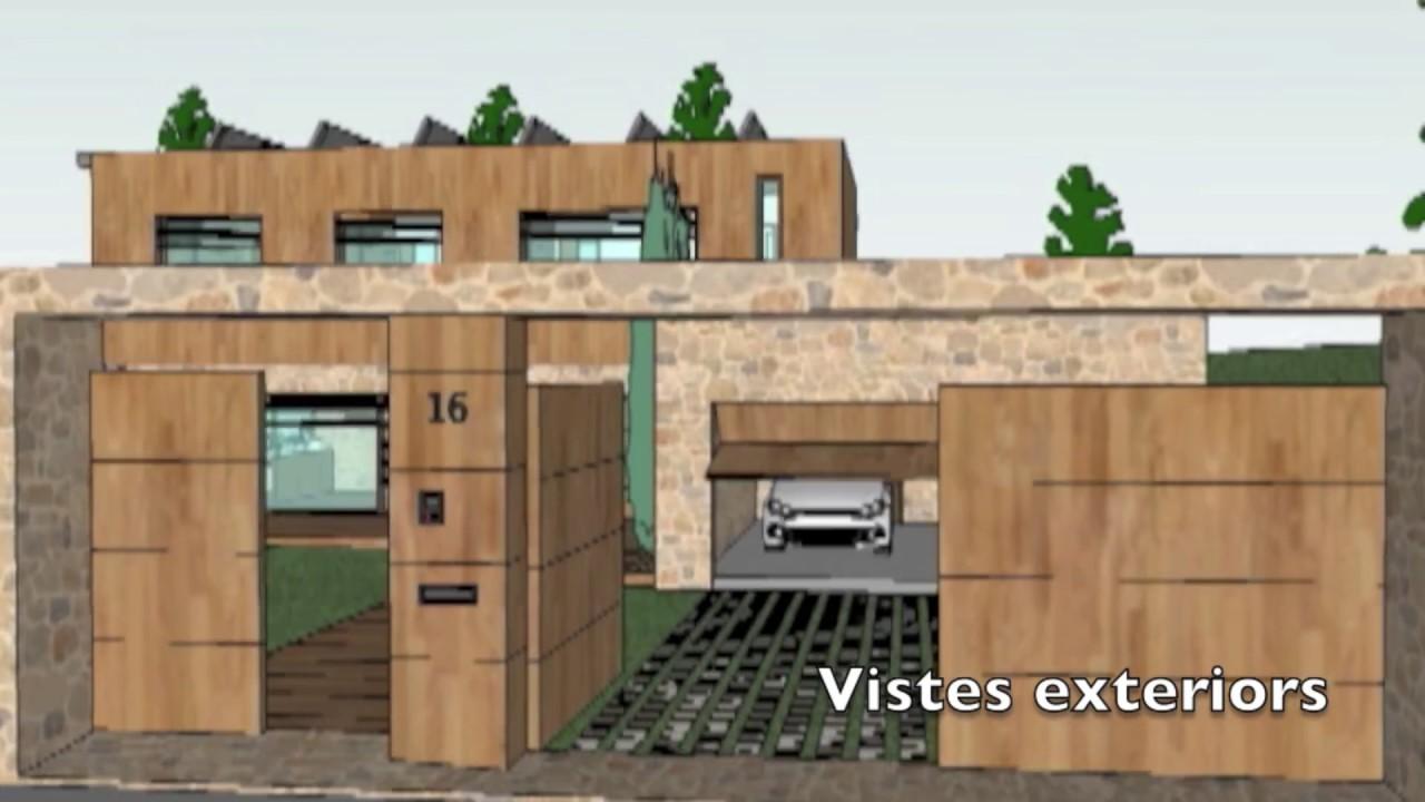 Projecte casa ecolgica i autosuficient  YouTube