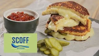 Carb Free Cheese Toastie | Eat Clean S3e6/8