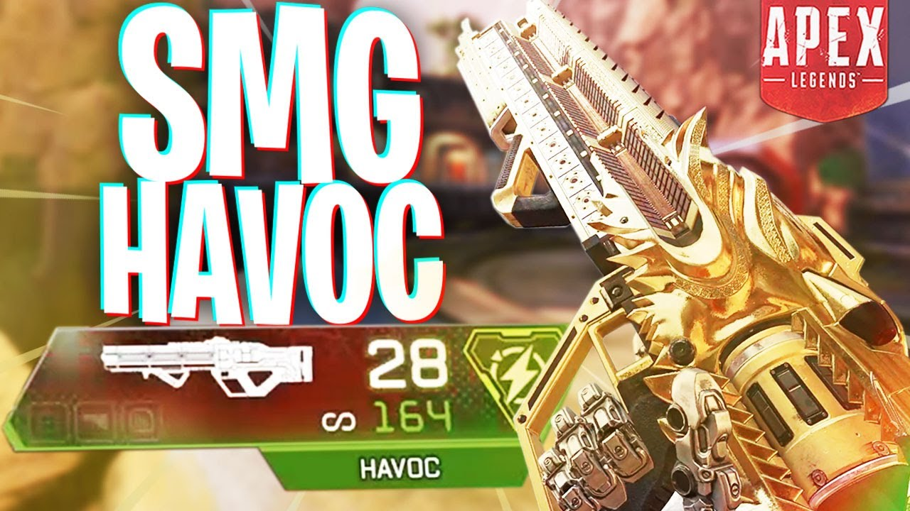 The SMG Havoc Shreds! - PS4 Apex Legends