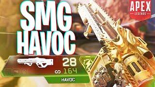 The SMG Havoc Shreds! - PS4 Apex Legends