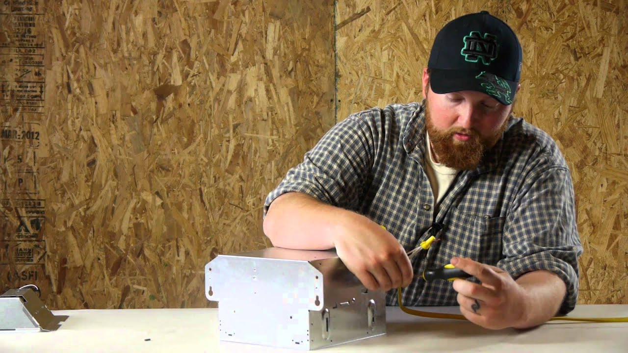 How to Wire a Ventilation Fan & Light : Ceiling Fan