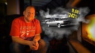 Meine Liebe. Mein Audi 80 Quattro 5Zylinder TURBO! - Ziel erreicht! - Teil 2/2