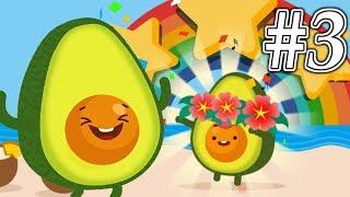 Where's My Avocado? Draw lines - Gameplay Walkthrough Part 3 Level 71-100