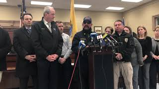 Marcal Fire Press Conference 1/31/19