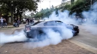 BEST Car Sounds of 2017! REVS, BURNOUTS, STARTUPS, and ACCELERATIONS!