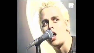 GREEN DAY - Walking Contradiction (Performed Live for MTV Europe) 1996