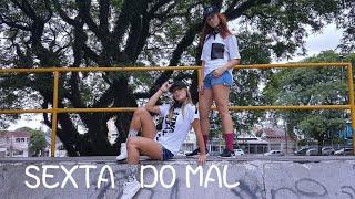 SEXTA DO MAL - Mc Zaac
