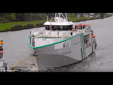 When They are Short on ☕️ Coffee, Supply Vessel 'DB ABUJA' ✅ comes to The Rescue!? - #1179NL